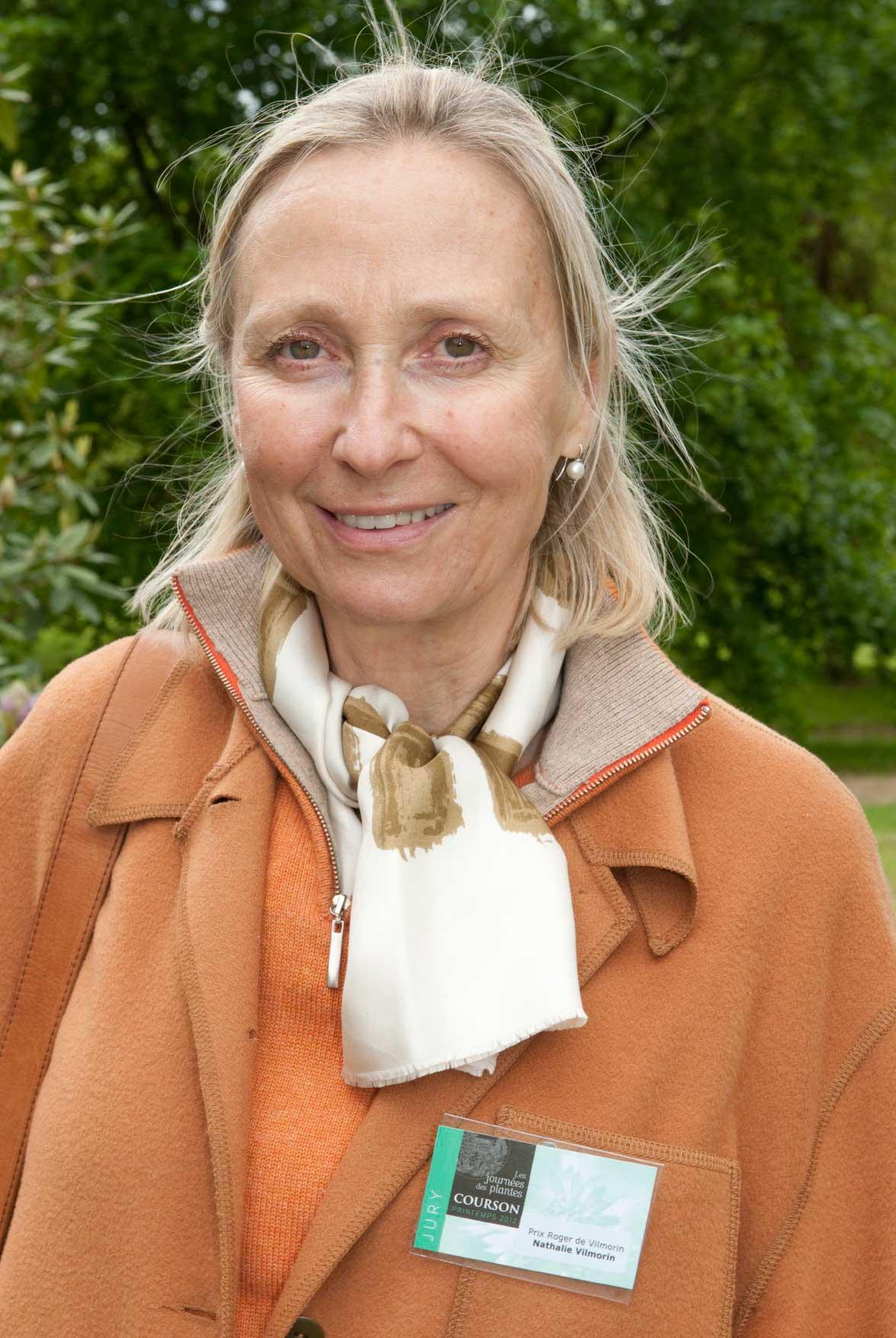 Nathalie DE VILMORIN